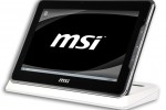 MSI WindPad U100 Win7 slate frozen in favor of Android 3.0 tablet for Q1 2011