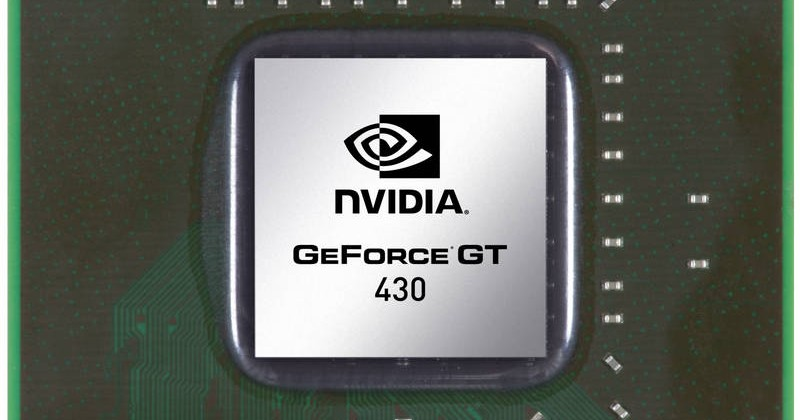 NVIDIA GeForce GT 430 GPU for HTPCs gets official