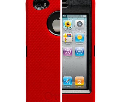 OtterBox offers iPhone 4 Defender case in colors