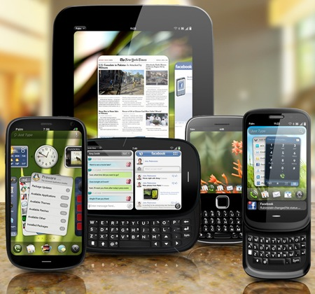 webOS torrent tipped as Palm plan 5-6 devices for 2011