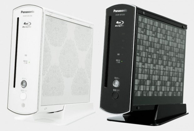 Panasonic DIGA DMR-BF200 squeezes Blu-ray/HDD DVR into tiny chassis