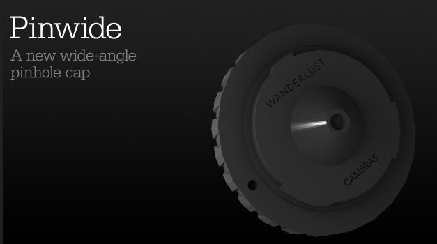 Pinwide: A New Wide-Angle Pinhole Cap (for your DIGITAL camera) for you Pinhole Maniacs