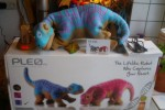 Innvo Pleo baby dinosaur gets updated and new colors