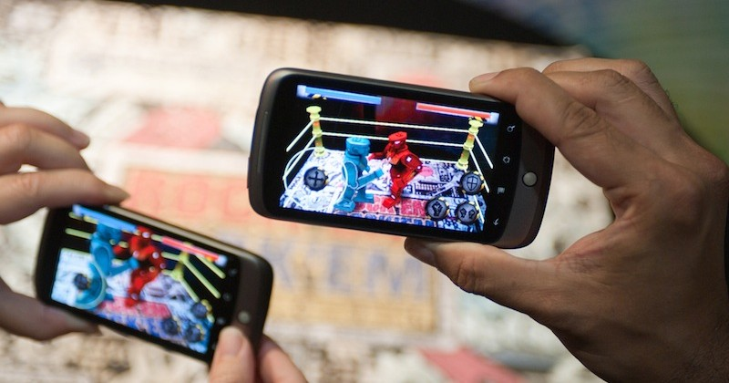 Qualcomm Augmented Reality SDK for Android released