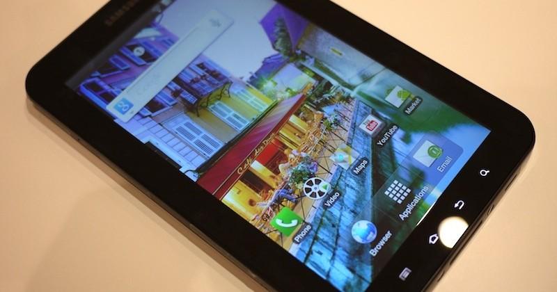 Samsung Galaxy Tab gets Amazon price cut