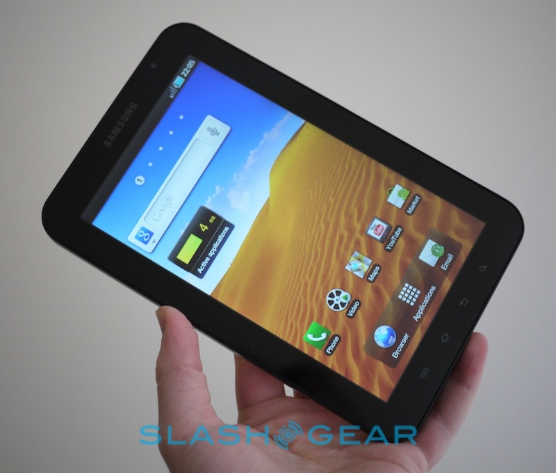 T-Mobile USA Samsung Galaxy Tab arrives Nov 10 from $399 99
