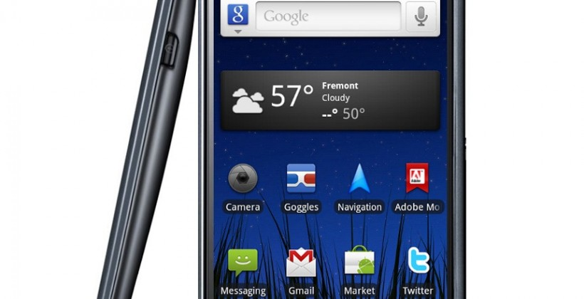 Google Nexus Two is a redressed Samsung Galaxy S?