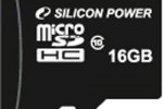 Silicon Power launches 16GB class 10 microSDHC card