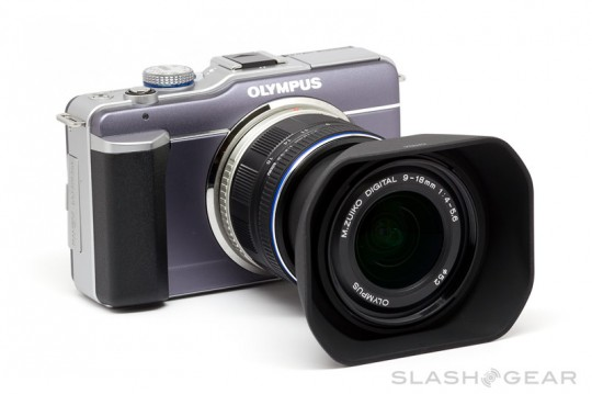 Olympus Micro Four Thirds plans could eclipse entry-level DSLRs