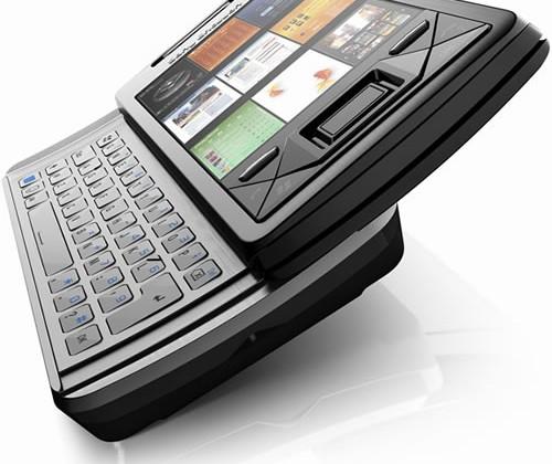 Sony Ericsson plan 2011 Windows Phone 7 push