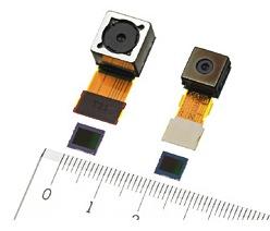 Sony Exmor R 16.41MP back-illuminated CMOS for cellphones due Jan 2011