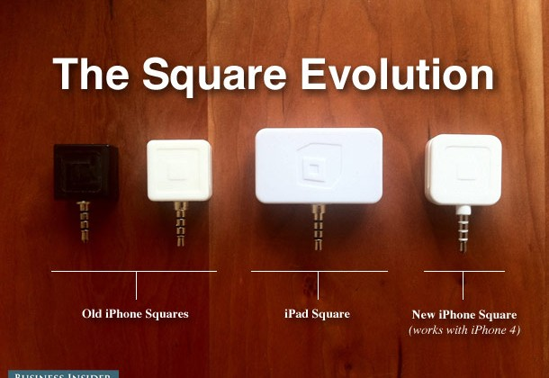Square iPhone 4 reader redesigned after antenna issues