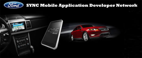 Ford unveils mobile app dev kit for Sync compatibility