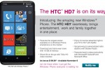 T-Mobile USA HTC HD7 coming Nov 8 for $200