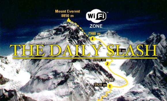 The Daily Slash: October 29 2010