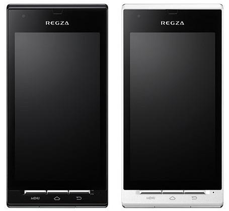 Toshiba REGZA IS04 Android phone packs 12.19MP camera