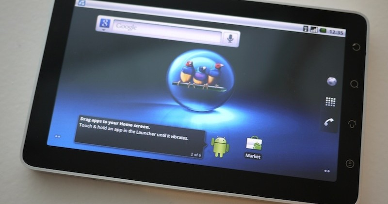 ViewSonic ViewPad 7 launch [Video]