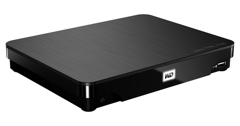 Western Digital WD TV Live Hub packs 1TB, 1080p, streaming & more