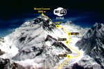 Mount Everest: Now with WiFi