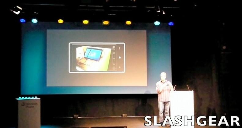 Windows Phone 7 Instant Camera video demo
