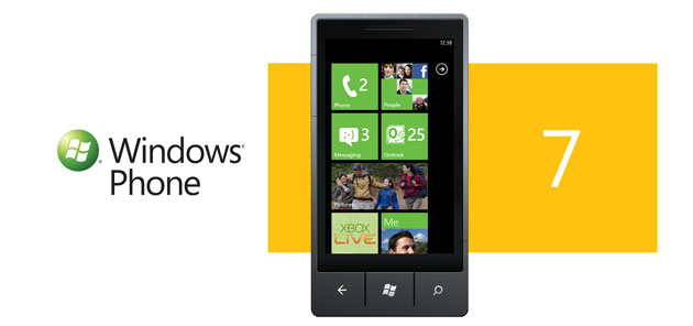 Windows Phone 7 Launches – Can it Compete?