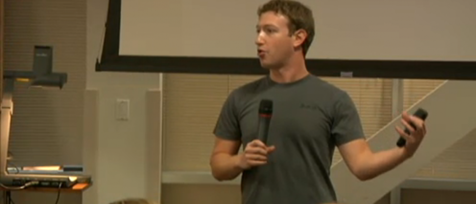 Facebook Presents Single Sign-On. Login, Location APIs, and Deals Platform at Special Event