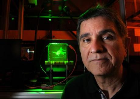 New 3D Hologram Technology brings Researchers a Step Closer to Real-Time Images