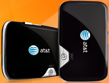 AT&T Novatel Wireless MiFi 2372 Landing November 21st