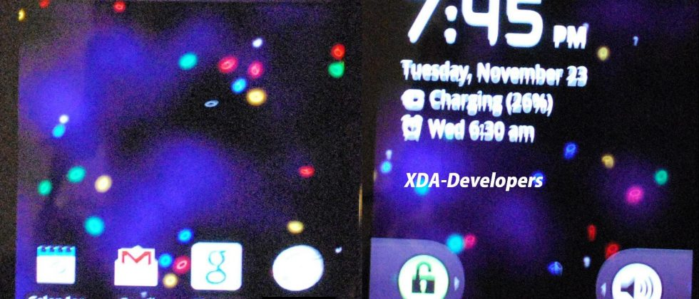 Android 2.3 Gingerbread on Nexus S Photos Revealed