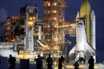 Space Shuttle Discovery Launching for Last Time November 3rd