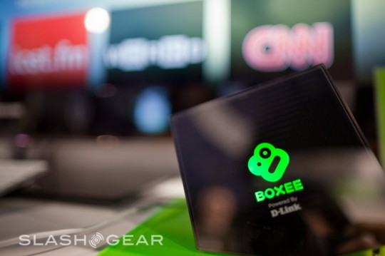 Boxee Box gets first firmware update