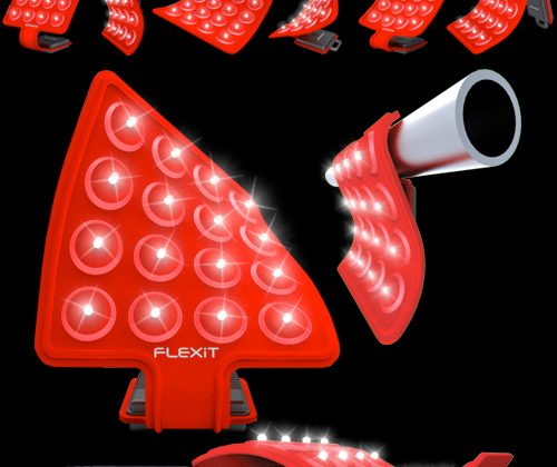 FLEXiT Light is a Flexible Sheet of LEDs, Available November 17th