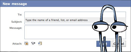 """Facebook's """"Gmail killer"""" to have Microsoft Office Web Apps integration?"""