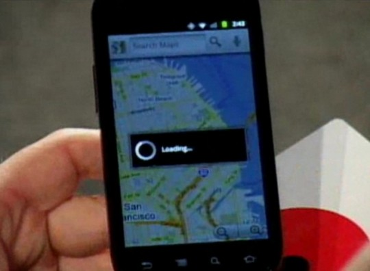 Google CEO Eric Schmidt at Web 2.0 Drops both Nexus S and Android 2.3 Gingerbread