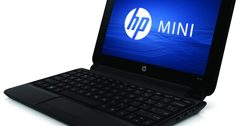 HP Mini 1103 netbook due December from $299