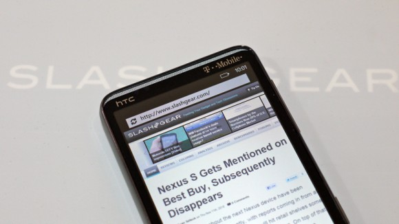 A Week with the HTC HD7: Hardware