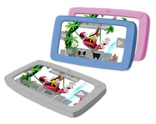 Isabella Fable kids' tablet packs 3G, ebooks & rugged design