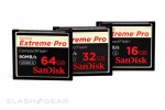 High-Speed 500MB/sec CompactFlash next-gen standard proposed by Sony, Nikon & SanDisk