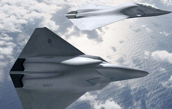The Air Force is Aiming for Pilot-less Next Generation Fighter Planes