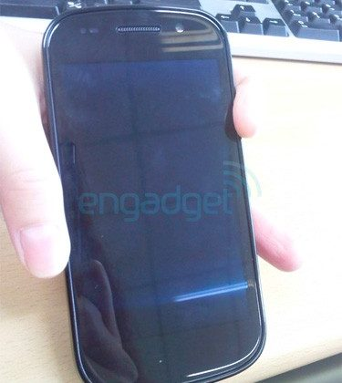 Nexus S Could Feature Samsung's 4.5-inch Flexible AMOLED