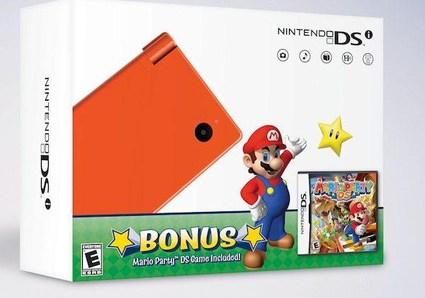 Nintendo DSi in Orange and Green Landing on Retail Shelves for Black Friday