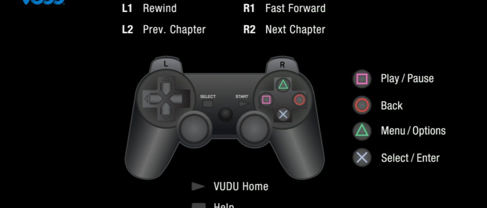 VUDU 2.0 UI teased; HD PS3 streaming due later this month