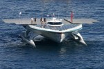 TÛRANOR PlanetSolar is World's Largest Solar Powered Boat