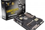 SABERTOOTH P67 with Tactical Vest guarantees maximum cooling