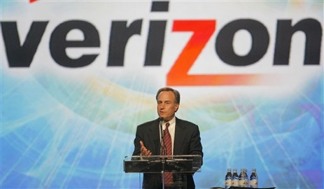 Verizon CEO: Our LTE caught Apple's eye; speed-based data pricing possible