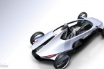 Volvo's Air Motion Concept Car Runs on Air