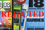 Apple rejects magazine about Android from App Store
