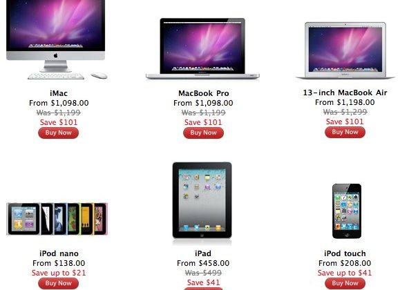 Apple Black Friday deals kick off: $101 off iMac, MacBook Pro & Air