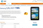 AT&T Samsung Galaxy Tab goes on sale