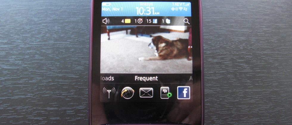 BlackBerry Style Review